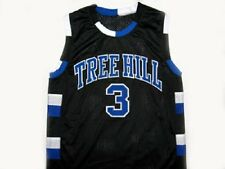 LUCAS SCOTT #3 ONE TREE HILL JERSEY BLACK - ANY SIZE