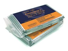 Emergency Silver Foil Blankets First Aid for Shock, Hypothermia - Various Qty