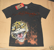 Ed Hardy Kids BOYS Black T-shirt NWT