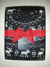 """NWT ABERCROMBIE """"KIDS"""" UNISEX HAT AND SCARF GIFT BOX SET"""