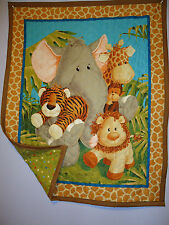 NWT Baby/Toddler Double Sided Quilted Blanket-choose your theme!