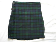 Black Watch Tartan Kilt - FULL 8 yards