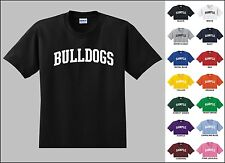 Bulldogs College Youth T-shirt