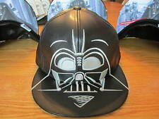 Star Wars Darth Vader Big Face Fitted Hat NWT