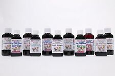 ANY 3, 5 OR 8, 30g CONCENTRATED GEL FOOD PASTE COLOURING COLOURS COLOUR ICING