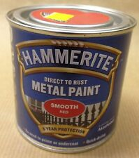 Hammerite Metal Paint all colours 250ml direct to rust Paint for metal