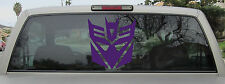 Transformers Decepticon Sticker Vinyl Decal - Avail. in various sizes and colors