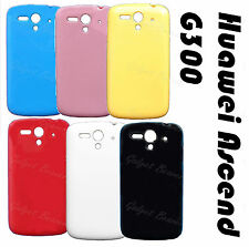 Fits, Huawei Ascend G300 Case, U8815 U8818 Cover, New Glossy Gel TPU Series