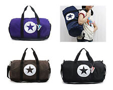 NEW Star Chic Design MEIDUM GYM SPORT BAG DUFFLE DUFFEL TRAVEL BAG WORKOUT