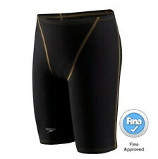 NEW & IMPROVED FIT Mens LZR Racer PRO Jammer FINA APPROVED with original receipt