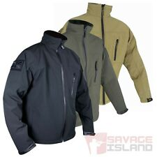 Web-tex Jack Pyke Softshell Waterproof Windproof Jackets Army Security Rain Coat