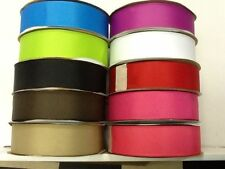 Grosgrain Ribbon Offray Wholesale 100% Polyester 100yrds or 50yrds