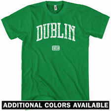 DUBLIN T-shirt - Ireland Irish Baile Atha Cliath - NEW XS-4XL