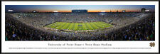 Notre Dame Staduim Panoramic Photo Picture NEW