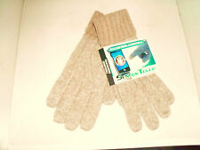 GRANDOE MENS TOUCHSCREEN COMPATIBLE SENSOR TOUCH GLOVES IN LAMBSWOOL BLEND