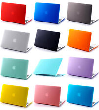 "Rubberized Matt Hard Frosted Case Cover For MacBook Pro 15"" A1286 (2008-2012)"