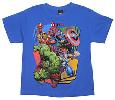 Here We Come - Marvel Comics Youth T-shirt