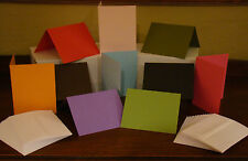 A2 Card Blanks White Envelopes PICK COLORS or MIX N MATCH Quality Cardstock