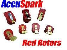 Red rotor arm trade pacK x10 , ,Ford,Hillman,Jaguar,Mini,Reliant,Landrover