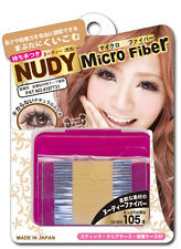 BN Japan Micro Fiber Double Eyelid Adhesive Tape (105 pieces) - Clear or Nudy