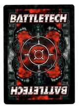 Battletech ccg Unlimited (UE) Uncommon cards 1/4