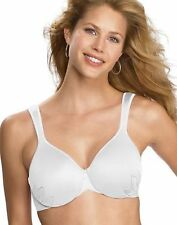 2 pack BALI by PLAYTEX Boost Your Assets Lift bras, Style 3353 - Featuring White