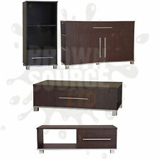Sideboard TV Stand Coffee Table Dark Wood Living Room Furniture Range Marlow