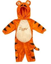 Infant Disney TIGGER WINNIE the POOH Costume Dress Up Size 9 12 18 24 Mo Baby