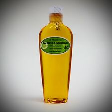 ORGANIC CALENDULA INFUSED  OIL NATURAL 100% PURE 1 OZ 2 OZ 4 OZ -UP TO  7 LB