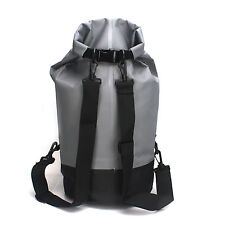 New Waterproof Dry Backpack Bag With Zipper For Off-Road Water Sports Climbing