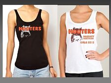 HOOTERS SUMMER HEN HOLIDAY VEST TOP !!!! ALL SIZES !!!!