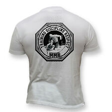 "T-SHIRT MMA FIGHTER ""TRAINING-DISCIPLINE-RESPECT"" Ideal for: MMATraining, Gym !"
