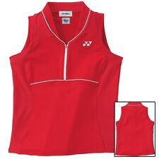 Yonex Ladies Sleeveless Top 2811VC Polo Shirt RRP £40