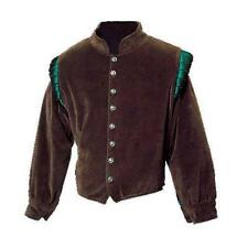 16th Century Medieval Velvet Doublet Perfect For Re-enactment Stage Costume LARP
