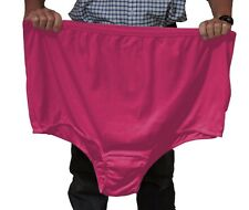 """16:Cotton knickers -  huge & comfortable - fit very large ladies hips to 79"""""""