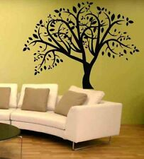 "Wall Art Removable Vinyl Decal Sticker Autumn Tree Leaves Nursery  44"" Tall"