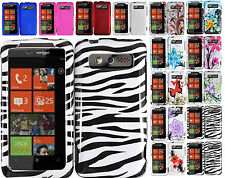 Any Snap-on Cover Hard Case For HTC 7 TROPHY T8686 Phone