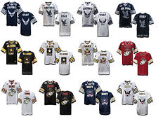 Military Team Football Jersey- Marine Corps Navy US Air Force or Army R11 Rapdom