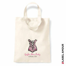 Personalised Hen Night Do Bride Bridesmaid Party Gift Tote Bag Sack Cotton