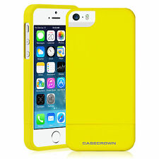 CaseCrown Lux Glider Case for iPhone 5 - Assorted Colors