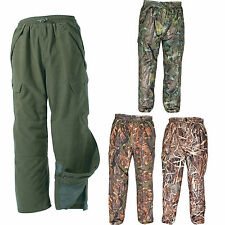 Jack Pyke Hunter Trousers Hunting Fishing Shooting Waterproof Stealth Breathable