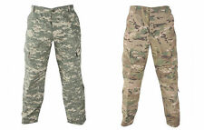US ARMY CAMO ACU COMBAT UNIFORM TROUSERS PROPPER TACTICAL PANTS MILITARY- F5209