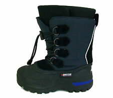 Baffin Canadian Youth Pac Boots Navy-Black