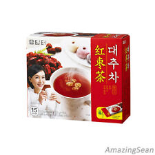 Jujube Tea Plus 50 Packs, 15 Packs Korean Tea Product of Korea Instant tea