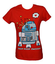 Cosmic R2D2 Love Skinny Fit T-Shirt Emo,Teen,Starwars,Funny,Robot,Droid