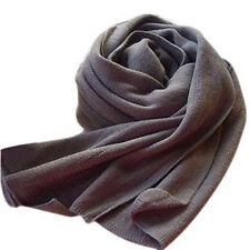 New Mens Unisex Pashmina Warm Shawl Winter Neck Scarf Wrap Neck Cover P670