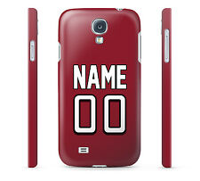NFL Atlanta Falcons Personalized Hard Cover Case for iPhone, Android, 65+ others