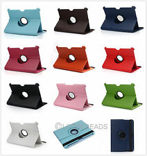 "360 Rotating Leather Case Cover Stand For 10.1"" Samsung Galaxy Tab P7510/P7500"