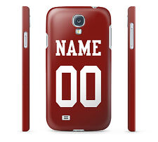 NFL San Francisco 49ers - Personalized Hard Cover Case for iPhone, 65+ others
