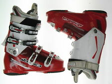 Used Nordica Speed Machine X100 Red Ski Boots Men's Size